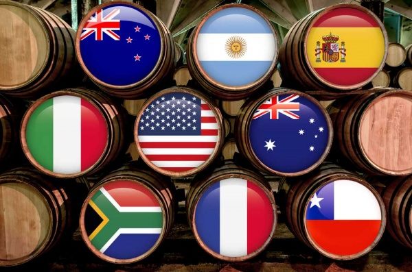 Barrel Flags